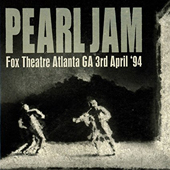 Fox Theatre, Atlanta '94