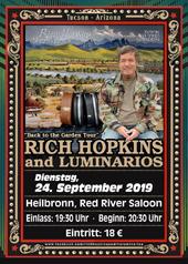 Rich Hopkins & Luminarios Ticket Heilbronn 24.09.2019